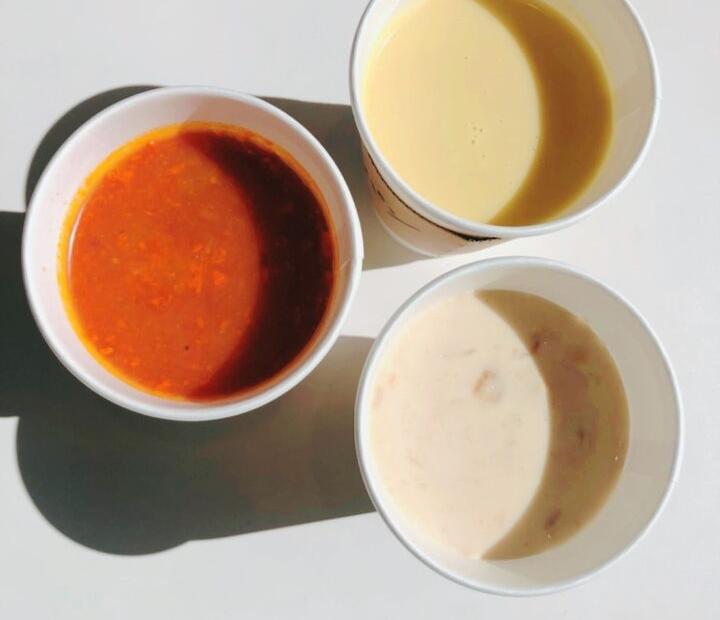 人気のスープが復活です!!