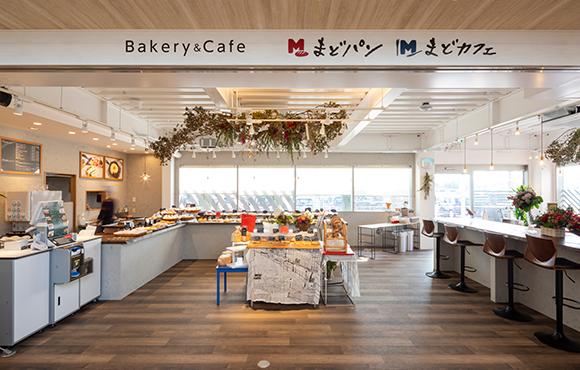 まどパンDesaki嘉島店
